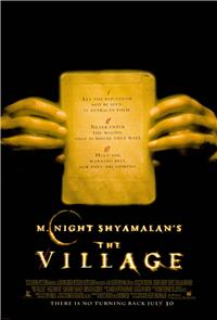 The Village (2004) 1080p Poster