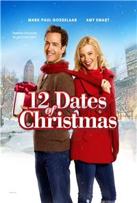12 Dates of Christmas (2011) 1080p Poster