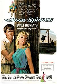 The Moon-Spinners (1964) 1080p Poster