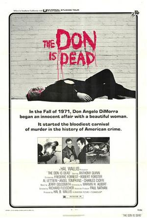 The Don Is Dead (1973) 1080p Poster