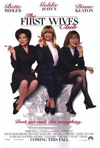 The First Wives Club (1996) 1080p Poster