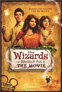 Wizards of Waverly Place: The Movie (2009) 1080p Poster