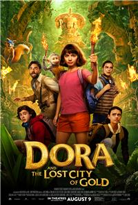 Dora and the Lost City of Gold (2019) 1080p Poster