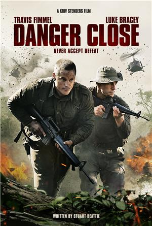 Danger Close: The Battle of Long Tan (2019) Poster
