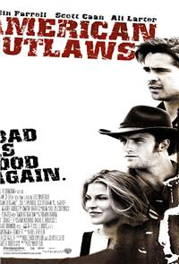 American Outlaws (2001) 1080p Poster