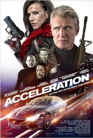 Acceleration (2019) 1080p Poster
