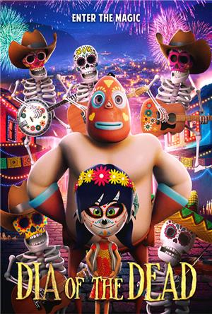 Dia of the Dead (2019) 1080p Poster