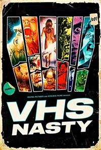VHS Nasty (2019) 1080p Poster