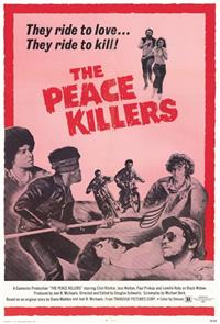 The Peace Killers (1971) Poster