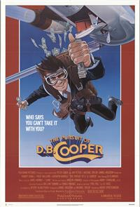 The Pursuit of D.B. Cooper (1981) 1080p Poster