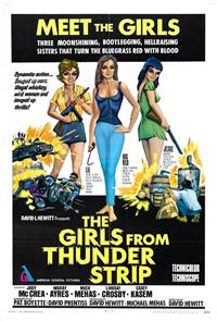 The Girls from Thunder Strip (1970) 1080p Poster