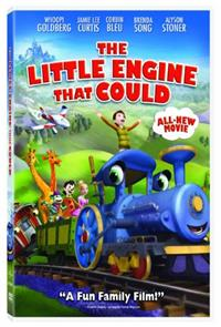 The Little Engine That Could (2011) 1080p Poster