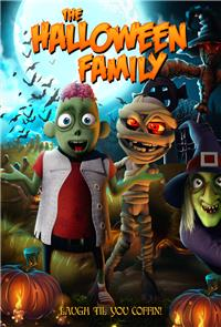 The Halloween Family (2019) 1080p Poster