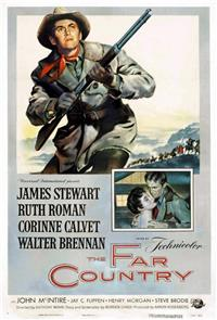 The Far Country (1954) 1080p Poster