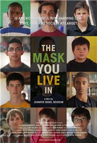 The Mask You Live In (2015) 1080p Poster
