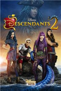 Descendants 2 (2017) 1080p Poster