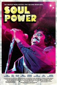 Soul Power (2008) Poster