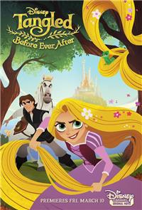 Tangled: Before Ever After (2017) 1080p Poster