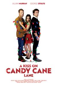 A Kiss on Candy Cane Lane (2019) Poster