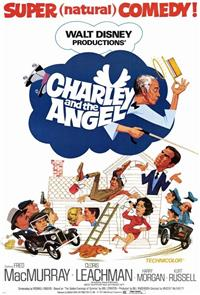 Charley and the Angel (1973) 1080p Poster