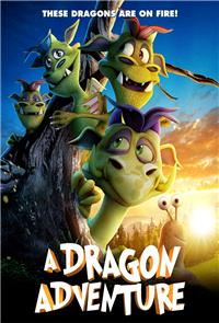 A Dragon Adventure (2019) Poster