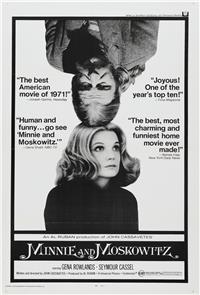 Minnie and Moskowitz (1971) 1080p Poster