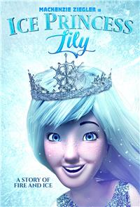 Ice Princess Lily (2018) Poster