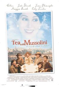 Tea with Mussolini (1999) Poster