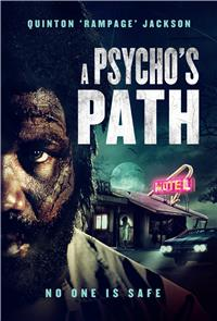 A Psycho's Path (2019) 1080p Poster