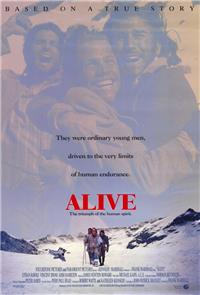 Alive (1993) 1080p Poster