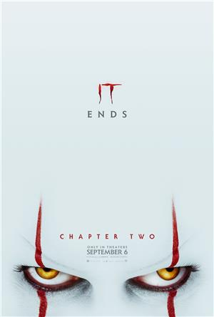It Chapter Two (2019) 1080p Poster