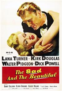 The Bad and the Beautiful (1952) 1080p Poster