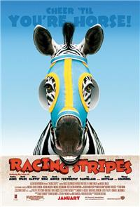 Racing Stripes (2005) 1080p Poster