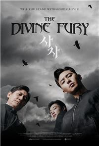 The Divine Fury (2019) 1080p Poster