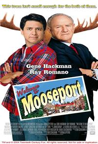 Welcome to Mooseport (2004) 1080p Poster