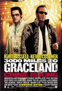 3000 Miles to Graceland (2001) 1080p Poster