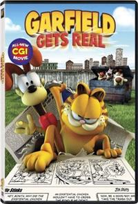 Garfield Gets Real (2007) 1080p Poster