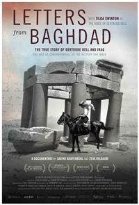 Letters from Baghdad (2016) 1080p Poster