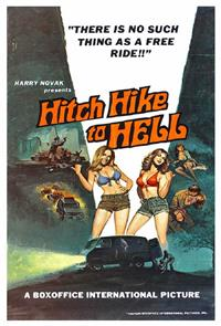 Hitch Hike to Hell (1977) Poster