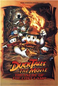 DuckTales: The Movie - Treasure of the Lost Lamp (1990) 1080p Poster