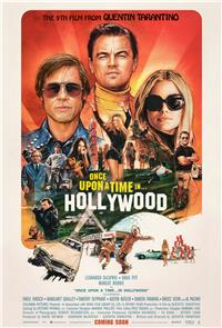 Once Upon a Time... in Hollywood (2019) Poster