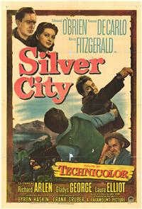Silver City (1951) 1080p Poster