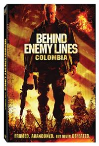 Behind Enemy Lines III: Colombia (2009) 1080p Poster