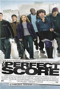 The Perfect Score (2004) Poster