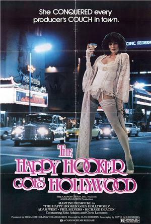 The Happy Hooker Goes Hollywood (1980) Poster