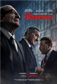 The Irishman (2019) 1080p Poster