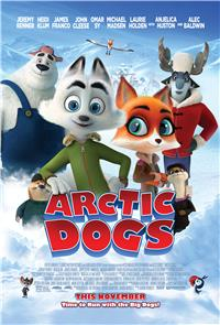 Arctic Dogs (2019) 1080p Poster