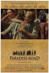 Paradise Road (1997) 1080p Poster