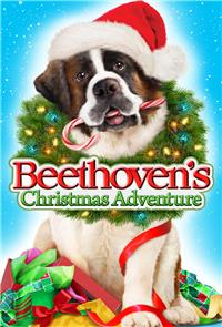 Beethoven's Christmas Adventure (2011) 1080p Poster