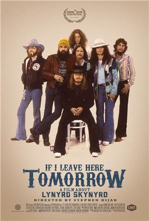If I Leave Here Tomorrow: A Film About Lynyrd Skynyrd (2018) 1080p Poster